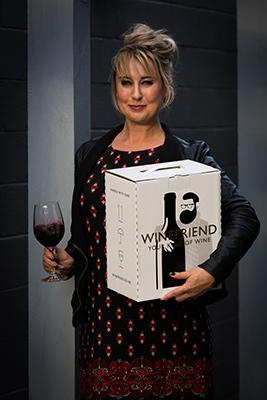 Yvonne Lorkin, Wine Friend